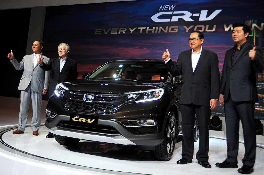 CRV new 5